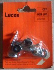 Lucas contactos Dolomita TR7 cf Vaux fd fe HB HC Hs Firenza Magnum DSB707 CS7