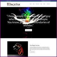 Fully Stocked Dropshipping MAGIC Website Business For Sale + Domain + Hosting