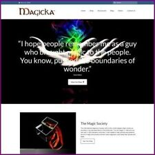 MAGIC Website Business For Sale Earn $135.92 A SALE FREE Domain FREE Hosting