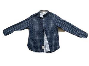Levi's Mens REVERSIBLE Shirt Size large