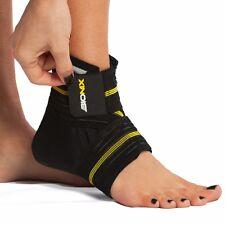 Bionix Neoprene Ankle Support Brace Foot Guard Injury Wrap Elastic Splint Strap