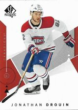 Montreal Canadiens - 2018-19 SP Authentic - Complete Base Set Team (4)