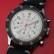 Vintage Girard-Perregaux Chronograph Wristwatch Valjoux 72 Flyback RARE