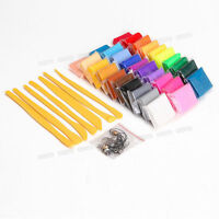 30 Colours Oven Bake Polymer Clay Blocks Tool Craft Set Modelling Sculpting