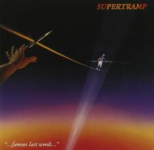 Supertramp-Famous Last Words Remastered/Universal Records CD (606949335328)