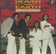 Heaven And Earth  – That's Love   New cd