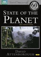 Stato Di The Planet DVD Nuovo DVD (BBCDVD3709)