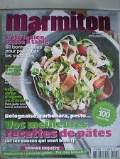 MARMITON N° 13 Magazine cuisine