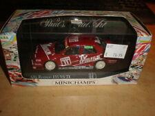 MINICHAMPS 1/43  Alfa Romeo 155 V6 ti  C.Danner TV Spielfilm MIB