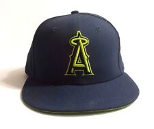 New Era 59Fifty Los Angeles Angels of Anaheim Fitted Hat Size 7