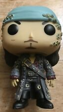 FUNKO POP! PIRATES OF THE CARIBBEAN GHOST OF WILL TURNER FIGURE no box used