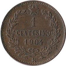 1904 Italy 1 Centesimo Coin KM#35
