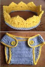 Disfraz Crochet Conjunto  Bebe Recién Nacido Atrezo Fotografía Ganchillo