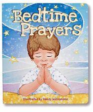 Bedtime Prayers Children's Board Book Catholic (RS991)