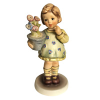 "Vintage Goebel Hummel Figurine ""My Wish is Small"" #463/0 TMK-7 Germany Rare"