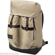 Sons Of Trade Surveyor Canvas Backpack In Sandstone, Laptop Compartment