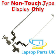 Screen Hinges Hp 250 G3 255 G3 256 G3 LED LCD Display Brackets Left Right Set