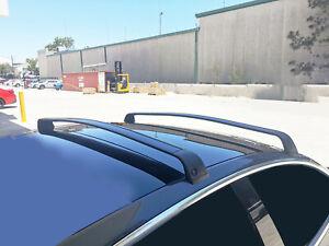 Black Alloy roof rack cross bar for Telsa Model 3 OE Style
