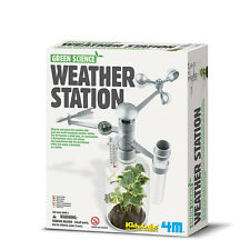 Weather Station Science by 4M Kidz Labs!