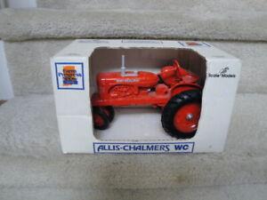 MIB Special Edition Farm Progress Show 1:16 Ertl AC 190 Diecast Tractor