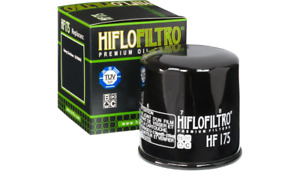 New HiFloFiltro HF175 Oil Filter For The 2015-2019 Harley Davidson Street 500 XG