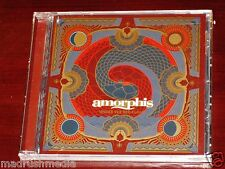 Amorphis: Under The Red Cloud CD 2015 Bonus Track Nuclear Blast Records USA NEW