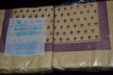 Lot of 2 Vintage Paper Beverage Napkins RASPBERRIES American Greetings NIP