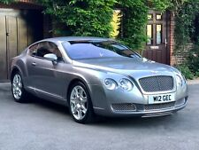 Bentley Continental GT - Muliner Specification, FBSH, Excellent condition