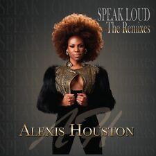 Alexis Houston - Speak Loud (The Remixes) [New CD]