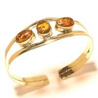 New Offer Amber 925 Tibetan Brass Free Shipping Cuff Jewellery