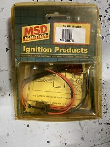 NEW MSD IGNITION 8875 UNIVERSAL WIRING HARNESS MAGNETIC TRIGGER STYLE