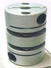 "High Duty 1/4"" to 5/16"" (8mm) Flexible Coupling For CNC SERVO STEP MOTOR Encoder"