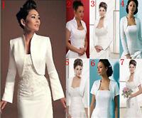 7 Typ Braut Bolero Jacke Jäckchen zum Hochzeiter Brautkleider
