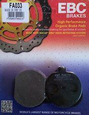EBC/FA033 Brake Pads (Front) - Kawasaki KH250/400, Z400, Z650, Z750, Z900, Z1000