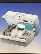 Garrand 6122GAR Multimedia Floppy Disk CD-ROM Locking Plastic Case Container NEW