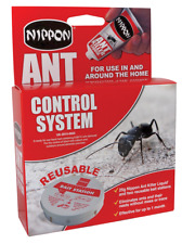 Nippon Ant Control KILLER SYSTEM 2 Traps and 25g Ant Killer Get Free Post