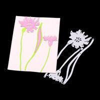 Stanzschablone Blume Blumenstrauß Hochzeit Weihnachts Geburtstag Karte Album DIY
