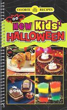 NEW KIDS HALLOWEEN Cookbook RECIPES New SNACKS Treats DRINKS Goodies FOOD