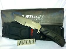 MTech Fully Loaded Tanto Survival Knife
