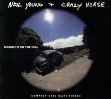 1 CENT CD Mansion on the Hill - Neil Young & Crazy Horse 3 TRACKS