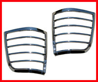For 06-10 Ford Fusion Chrome Door Rear View Mirrors Cover Set Pair Cap
