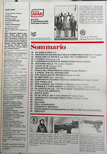 DIANA ARMI 10/1982 CACCIA COLT WINCHESTER IW CAL 4,85 PURDEY UBERTI WEATHERBY