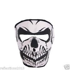 Motorcycle Face Mask Balaclava Biker Rider Ski Skateboard Neoprene Reversible