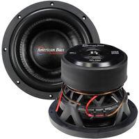 "NEW XFL1044 American Bass 10"" Woofer 2000W Max 4 Ohm DVC"
