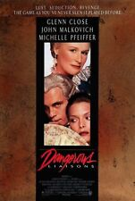 Dangerous Liaisons Movie Poster 24inx36in