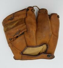 Vintage Antique Franklin G707 Major Little League Model Baseball Glove Lefty