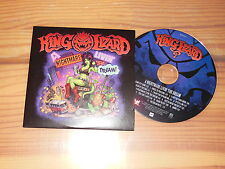 King Lizard-a Nightmare LIVIN THE DREAM/LIMITED-CD nel cardsleave-CD 2012