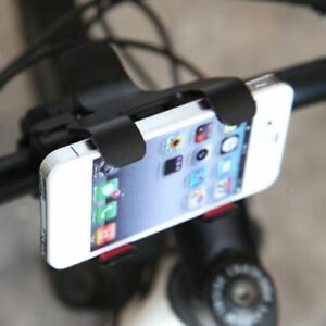 360° Clip Bicycle Motor Bike Cell Phone Case Mount Holder For All Mobile Phones