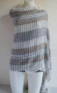 100% Cashmere Shawl Pashmina Scarf Wrap Stole Women Wool Soft Warm Winter New 10