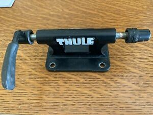 Thule Bed Mounting Bike Fork Clamp Cycling Bicycle Carrier, Quick Release